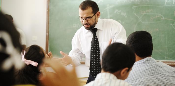 5 actitudes para ser un profesor más empático.