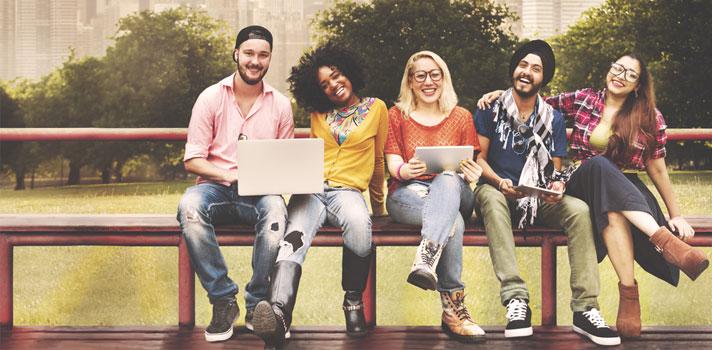 Las nuevas generaciones tienen particulares facilidades para comprender la tecnología