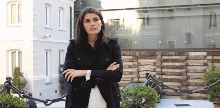 Rebeca Minguela: la única española en la lista de los jóvenes más prometedores del mundo.