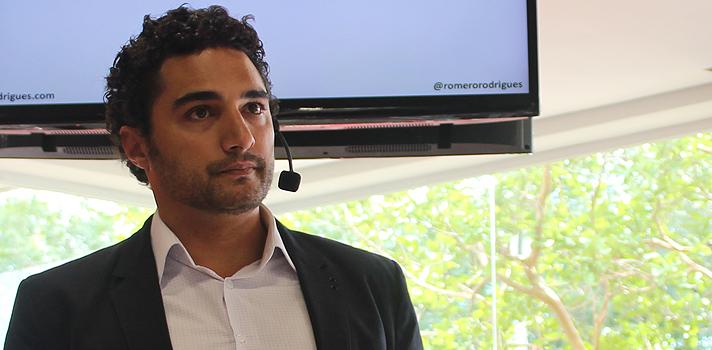 Romero Rodrigues, um dos fundadores do Buscapé