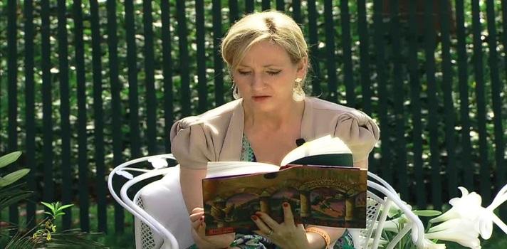 J.K Rowling te recomienda estos 6 libros.