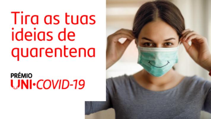 ZELAR @CB a atividade diária de idosos isolados é o grande vencedor do Prémio Santander UNI.COVID-19