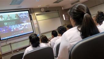 Estudiantes de la UAM realizan videoconferencias internacionales