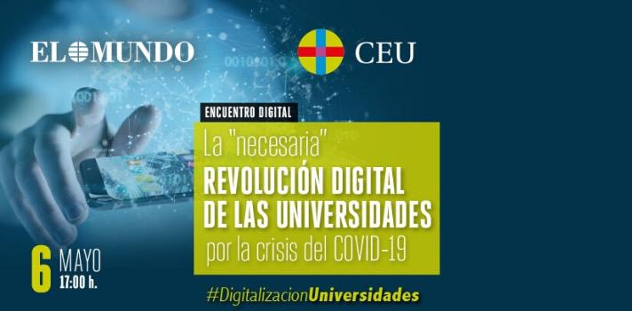 La 'necesaria' revolución digital de las universidades por la crisis del COVID19