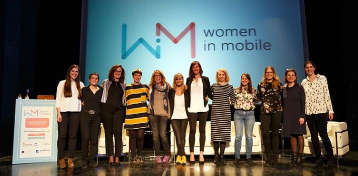 El mundo necesita mujeres en campos de Tecnología.