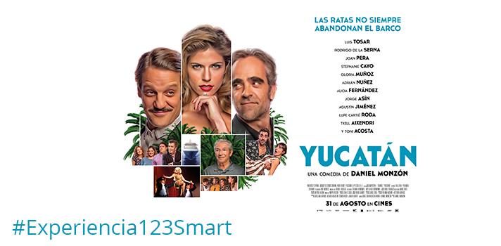 Asiste a la Premier de la película Yucatán