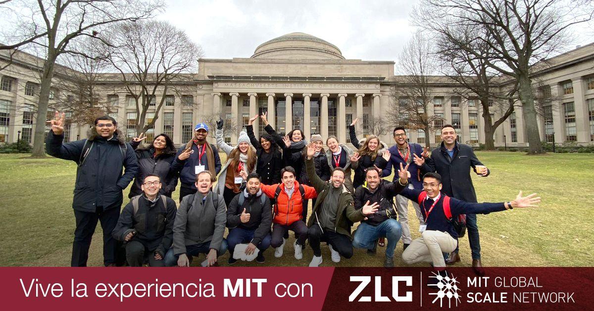 De Zaragoza al Instituto Tecnológico de Massachusetts (MIT), una experiencia muy enriquecedora