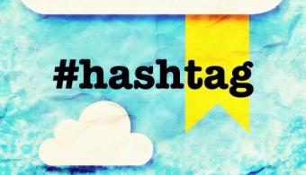 Tu hashtag debe ser simple y claro. Foto: Flickr