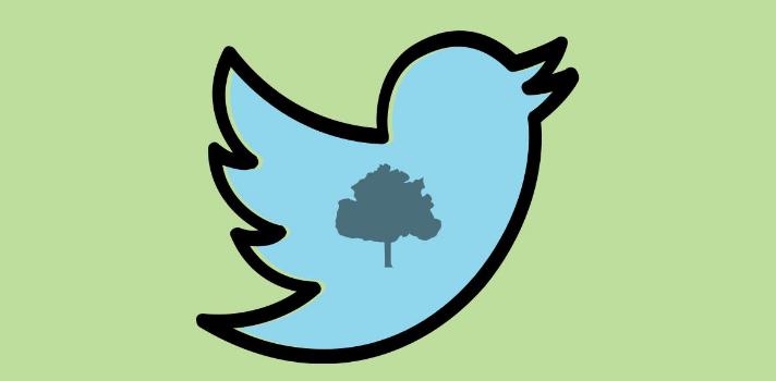 Cuentas de Twitter que todo estudiante de medio ambiente debería seguir.