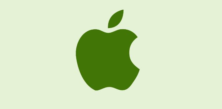 Todos los productos de Apple serán sostenibles en 2018.