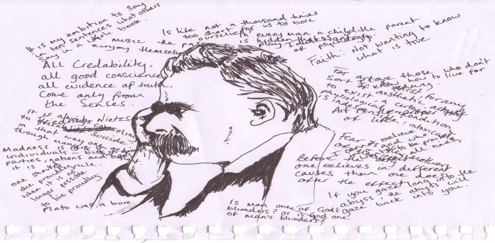 Friedrich Nietzsche: 115 años de la muerte de un representante de la filosofía moderna