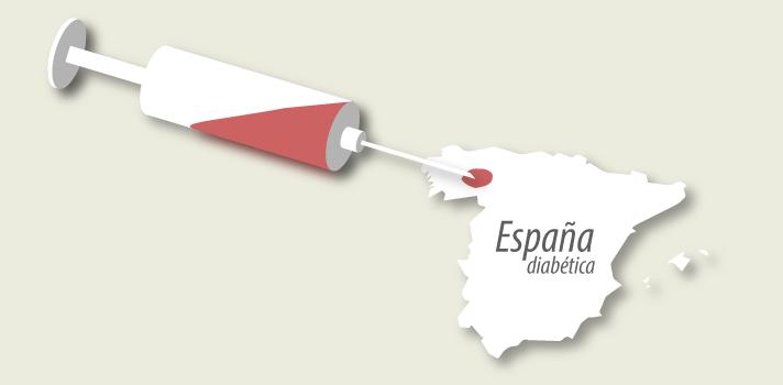 En España la diabetes afecta a más del 13% de los adultos