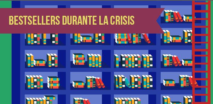 Los libros más vendidos del mundo durante la crisis