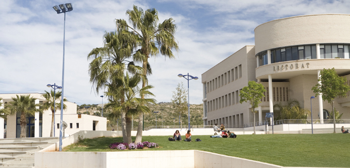 Universitat Jaume I de Castelló