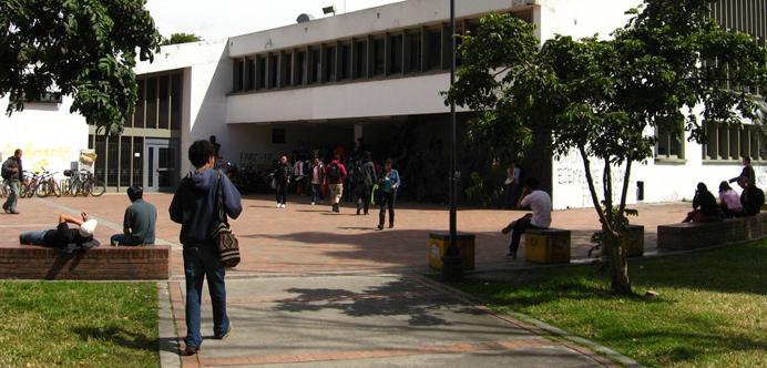 Universidad Nacional de Colombia - Bogotá