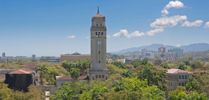 Universidad de Puerto Rico - Recinto de Río Piedras