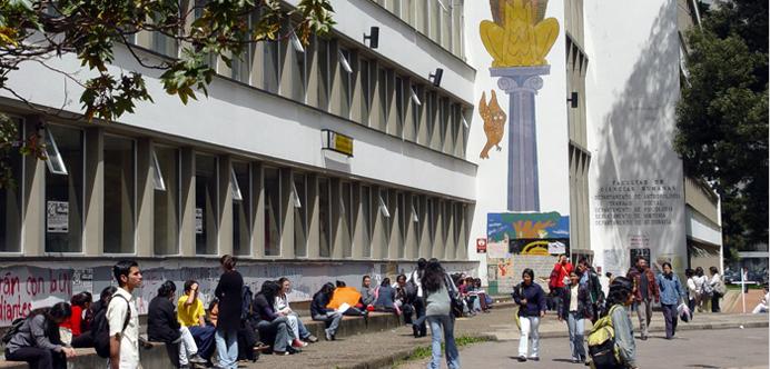 Universidad Nacional de Colombia - Medellín