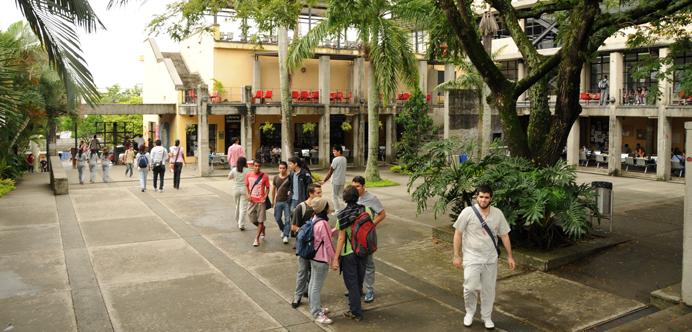 Universidad del Valle - Caicedonia