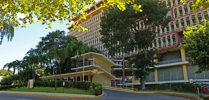 Universidad de Puerto Rico - Recinto de Ciencias Médicas