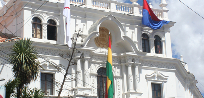 Universidad Mayor, Real y Pontificia de San Francisco Xavier de Chuquisaca