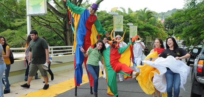 Universidad Interamericana de Puerto Rico - Recinto Barranquitas