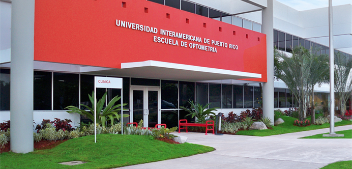 Universidad Interamericana de Puerto Rico - Escuela de Optometría