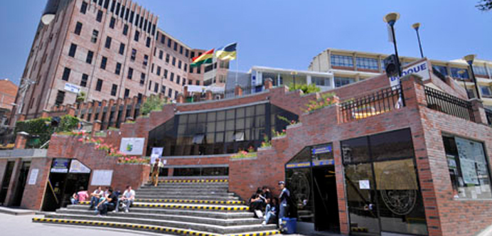 Universidad Católica Boliviana 'San Pablo'