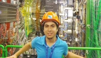 Estudiante de la EPN triunfa en Centro Nuclear Europeo