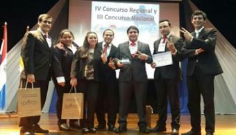 UNA recibe máximo galardón en III Concurso Nacional de Oratoria, Debate y Discurso