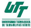 Universidad Tecnológica de Tamaulipas Norte