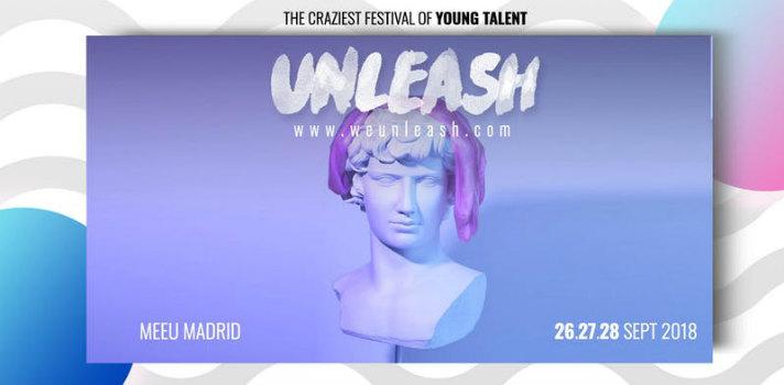 Unleash 2018 tiene como objetivo inspirar y promover la innovación entre los jóvenes