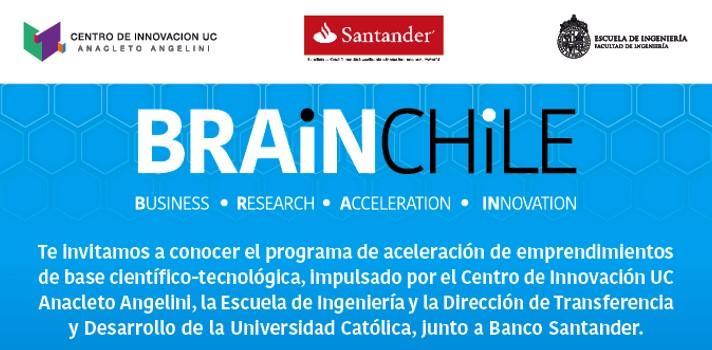 BRAIN Chile reparte $47 millones entre 12 emprendimientos de Chile y México