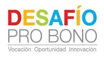 Participa del Desafío Pro Bono y viaja al extranjero a presentar tu proyecto