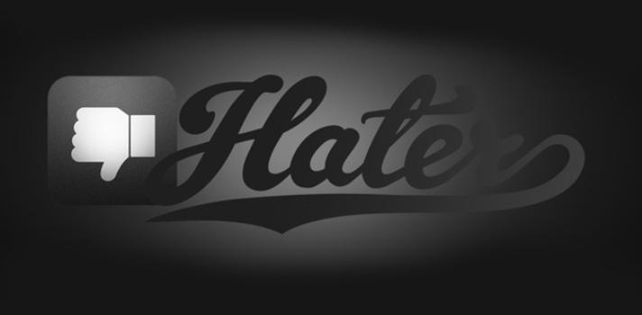 Hater, la aplicación geosocial que une personas según sus odios