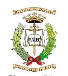 Máster en Derecho de la Ciberseguridad y Entorno Digital. Facultad de Derecho. Universidad de León.