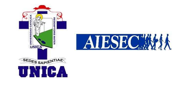 Logo de UNICA/AIESEC