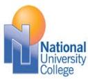 National University College