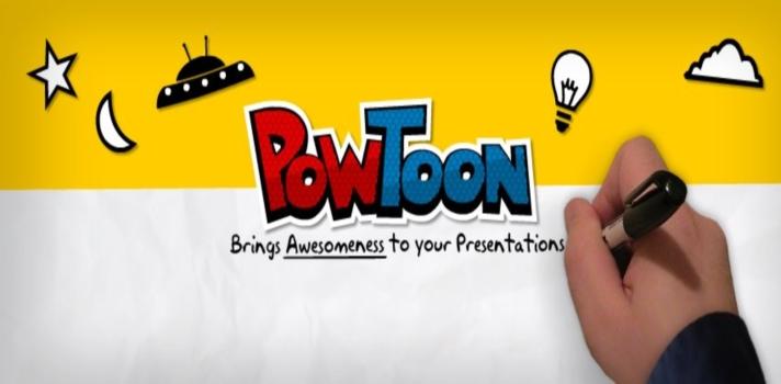 Trucos para crear una presentación en PowToon
