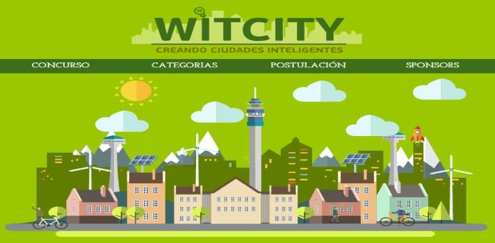 """""""I Grand Prix WitCity"""": Gana hasta $50 millones creando un Santiago más inteligente"""