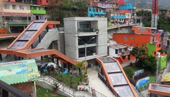 Colombia, tercero en Latinoamérica y octavo en el mundo en construcción sostenible