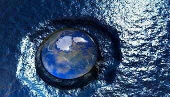 Encuentran posible solución al calentamiento global