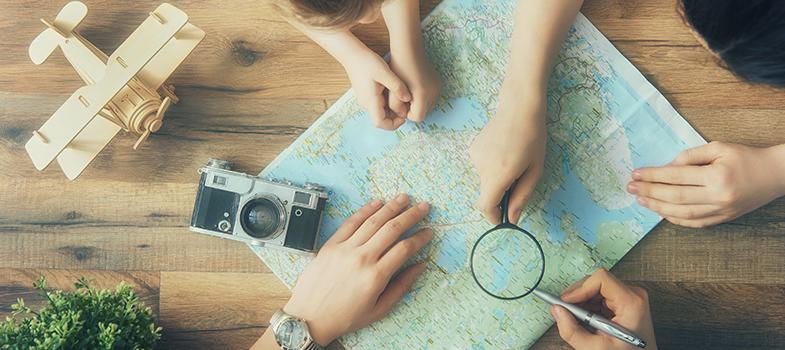 Los 10 mejores destinos para viajar este verano.
