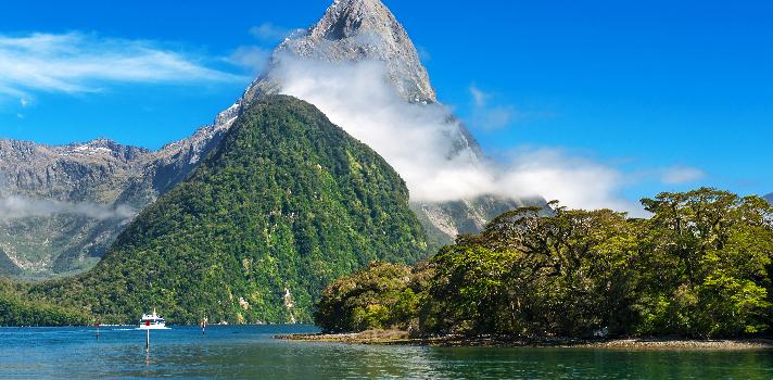 Nueva Zelanda es el mejor país para estudiar inglés.