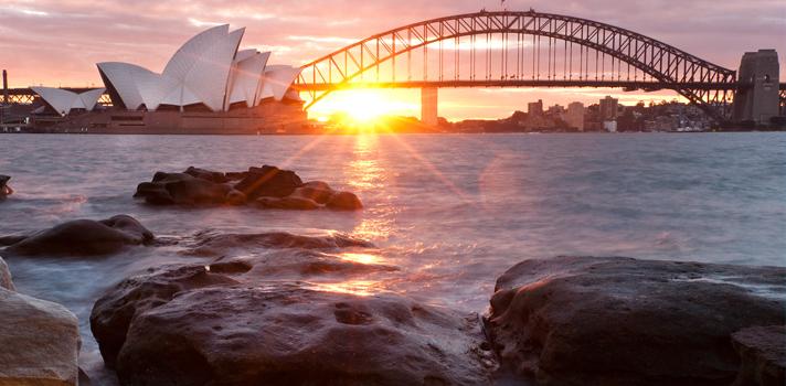 Cada vez más gente se lanza a vivir la aventura australiana