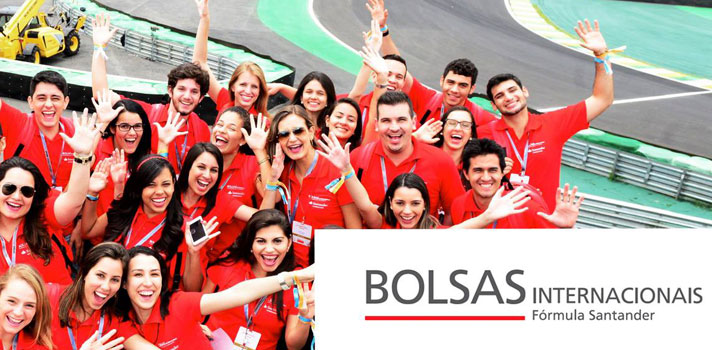 Acelere: Bolsas Fórmula Santander abre inscrições