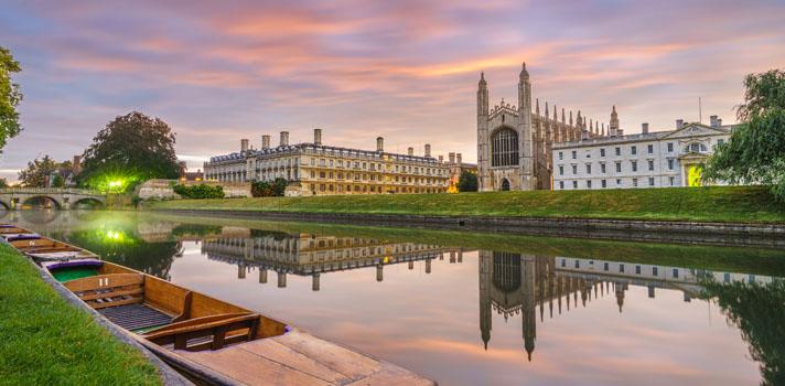Becas Gates Cambridge cubre los costos completos para estudiar un posgrado, máster o PHD en Reino Unido