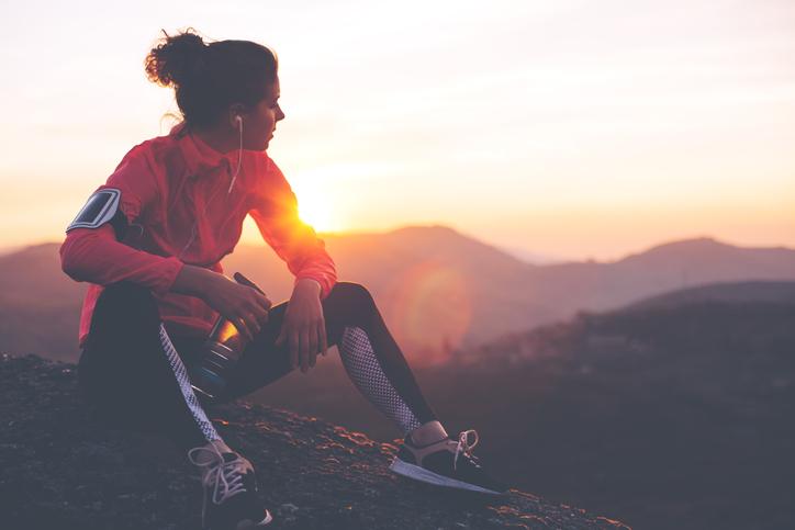 30 minutos diários de exercício são suficientes para aumentar significativamente os seus níveis de endorfinas.