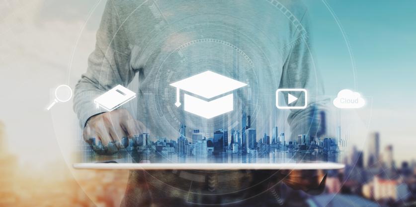 Informativos sobre o uso da internet nos serviços da faculdade