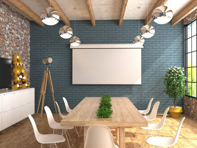 Os designers de interiores são os profissionais responsáveis por projetar um espaço funcional.