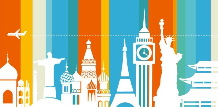Estas becas te ofrecen la posibilidad de tener una experiencia internacional, sumergirte en una nueva cultura y aprender un nuevo idioma